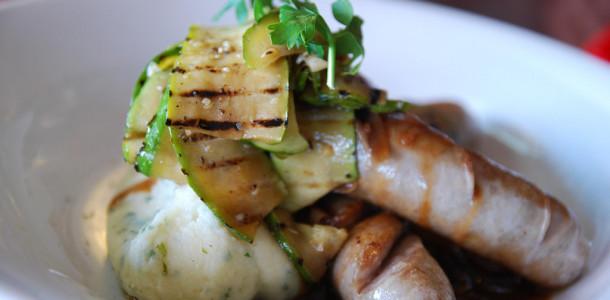 Purée pommes de terre/courgette au Thermomix