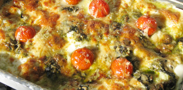 lasagne légumes