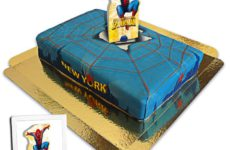 spider-man-torte